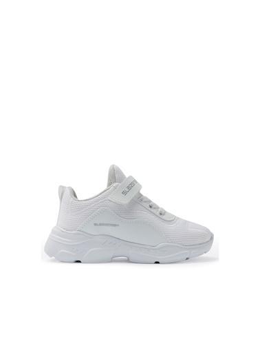 Slazenger Slazenger ELENA Spor Çocuk Ayakkabı  Beyaz
